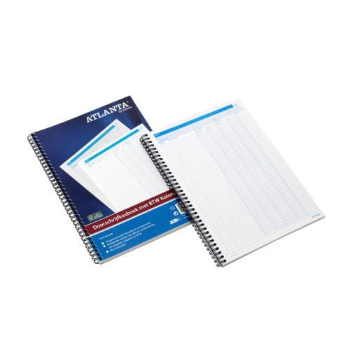 Atlanta Doorschrijfkasboek A4 Kasboek