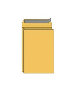 Envelop Monsterzak 185x280x38 170gr Zelfklevend Creme 125 Stuks