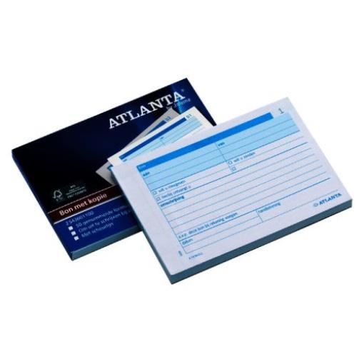 Atlanta Bonboek A6 Duplo