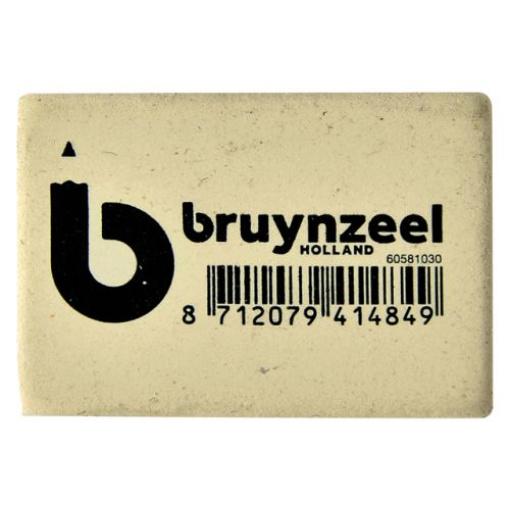 Bruynzeel Gum Zacht Display 30 Stuks