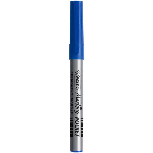 BIC Ecolutions Marking Pocket Blauw