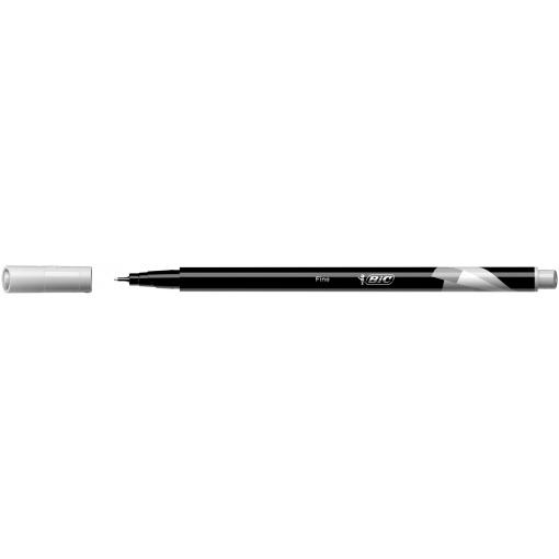 BIC Intensity Fineliner 0.7mm Grijs