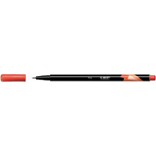 BIC Intensity Fineliner 0.7mm Oranje