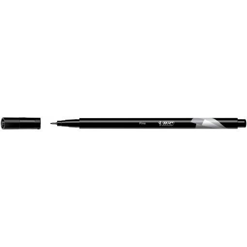 BIC Intensity Fineliner 0.7mm Zwart