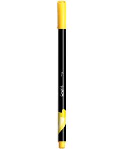 BIC Intensity Fineliner 0.7mm Geel